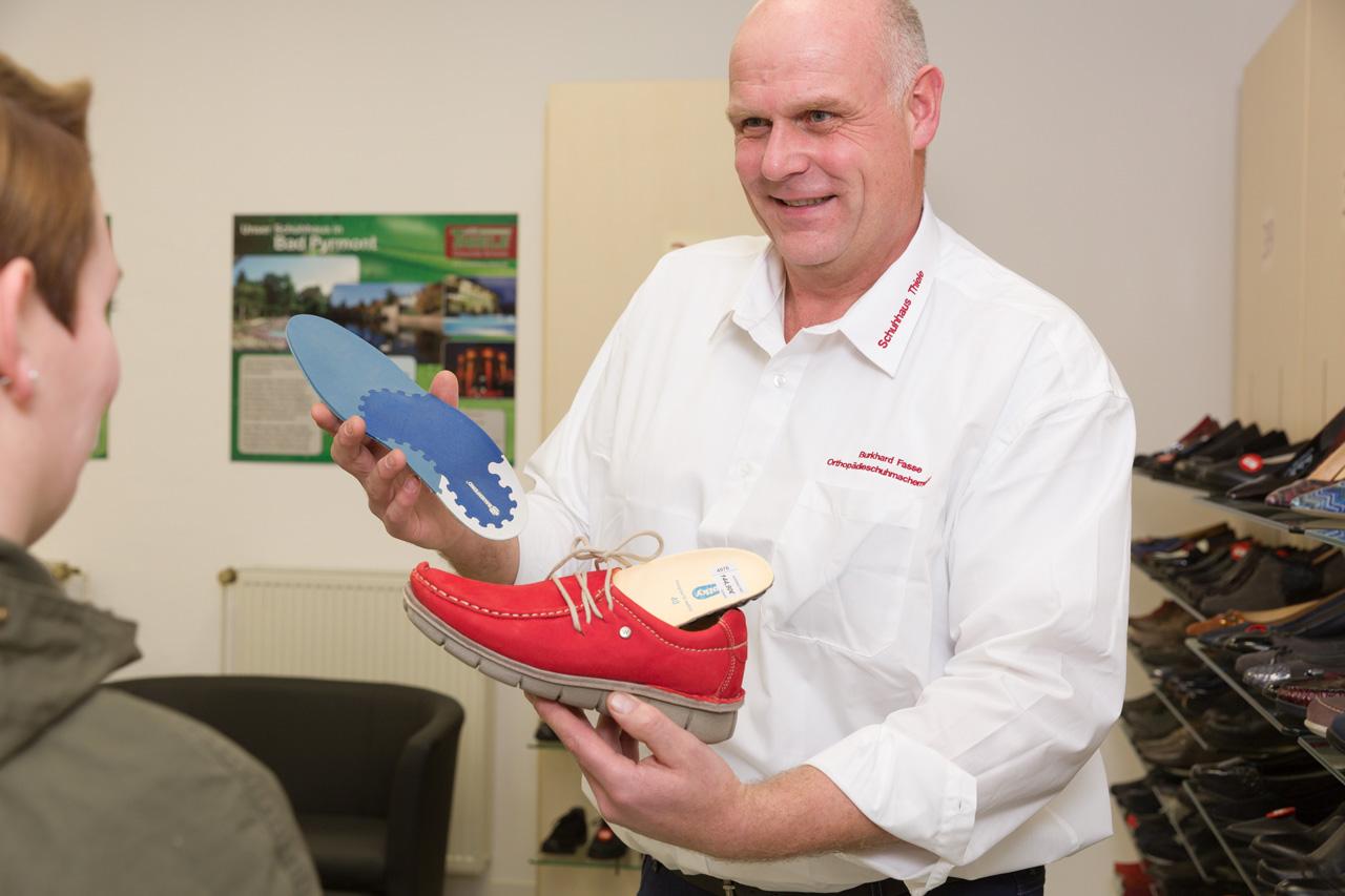 thiele gesunde schuhe einlagen schuhe | Thiele Gesunde Schuhe